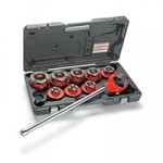 RIDGID 00R Ratchet Threader Set