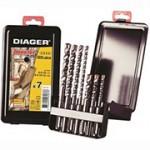 Diager Masonry SDS Plus Bits