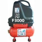 FIAC AIR COMPRESSOR-AIR 6 OILESS 1100W F3000