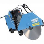 TYROLIT FLOOR SAW