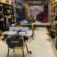Dewalt main showroom - Baghdad 1