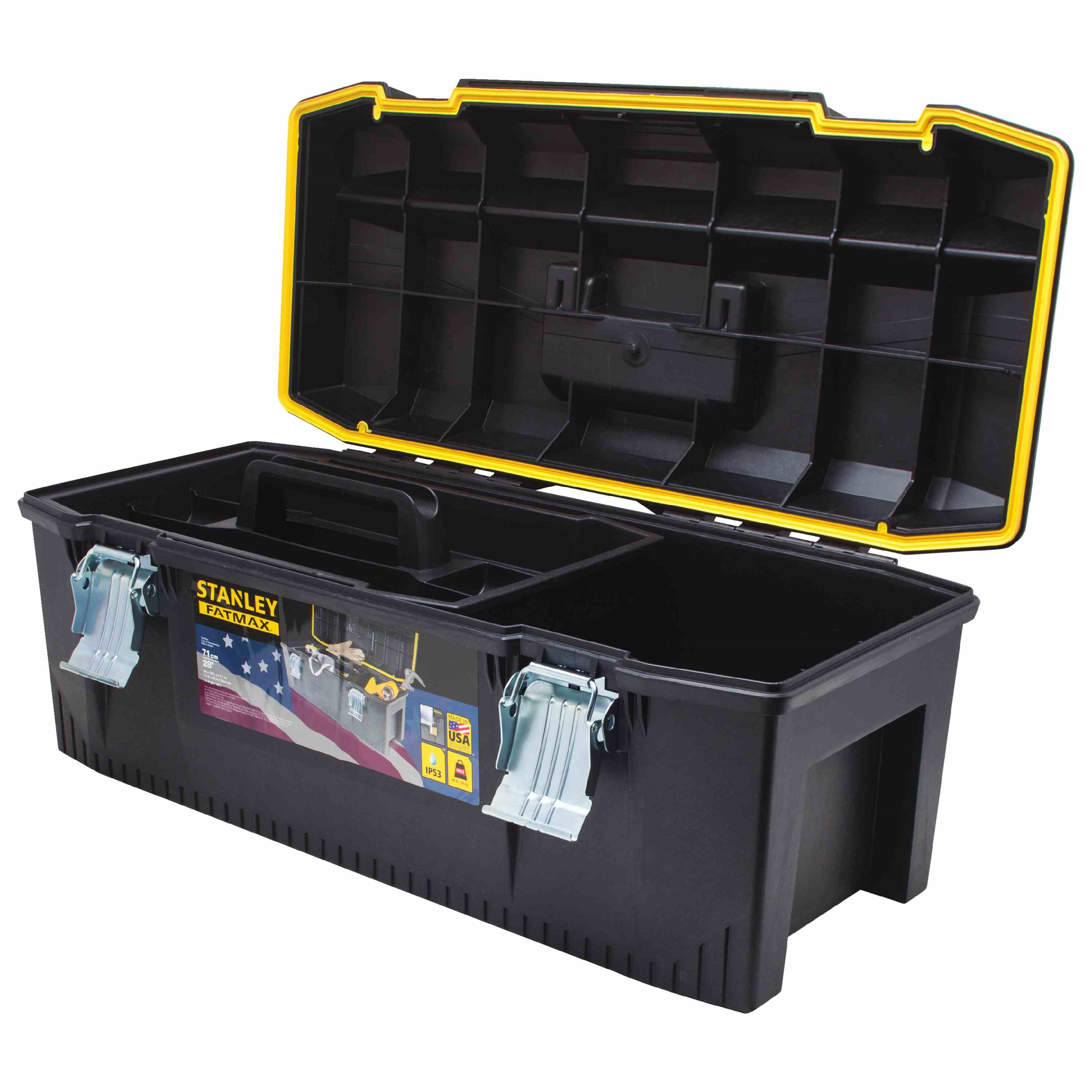 stanley extra large toolbox