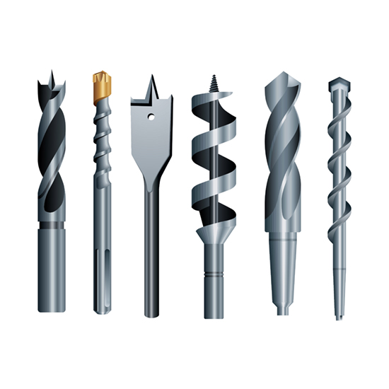 Types of Drill Bits: Materials and Finishes | SARDCOSARDCO